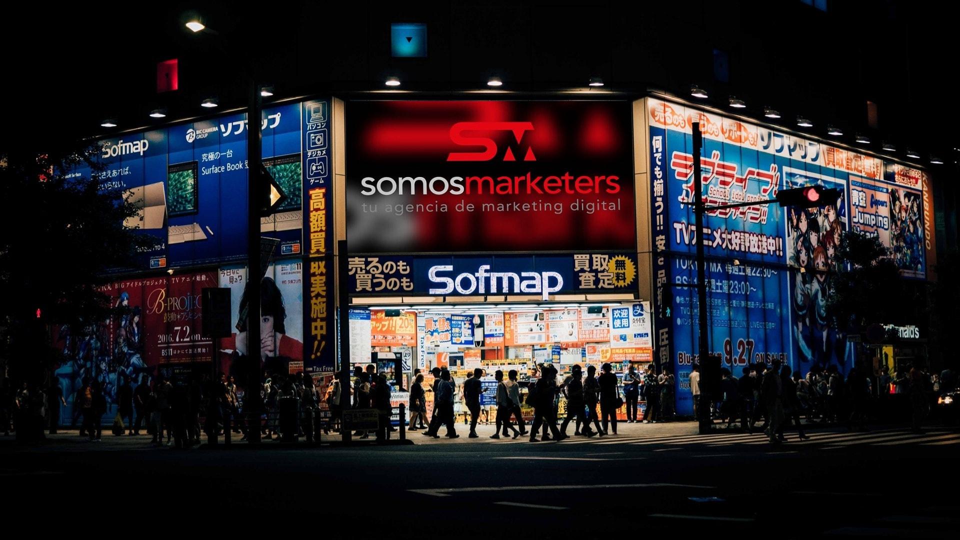 Agencia de Marketing Online SomosMarketers
