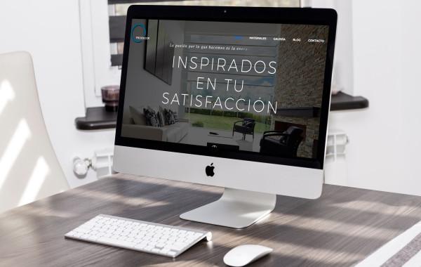Diseño Página Web Proidecor