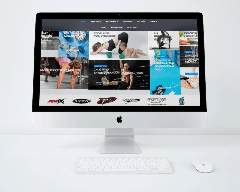 Web Alonso Mind & Sport