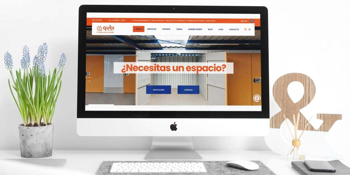 Tienda online Qubi